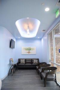 Silver Smile Dental Lobby