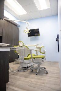 Silver Smile Dental Operatory