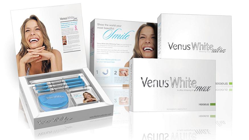 Venus Teeth Whitening Take Home Kit